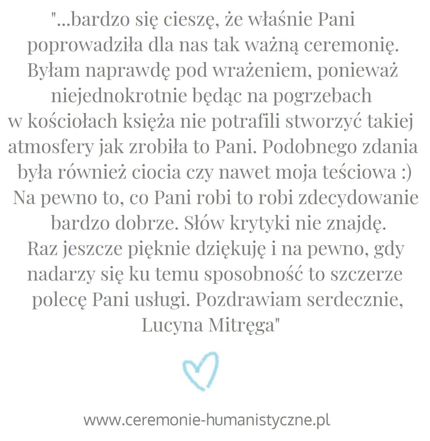 13.Lucyna Mitręga